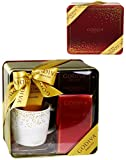 Godiva Chocolate Hot Beverage Gift Set | Contains Milk Chocolate Cocoa, Dark Chocolate Cocoa, & Chocolate Truffle Coffee