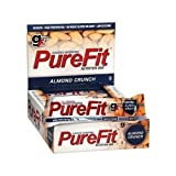 Pure Fit Bar Almond Crunch 2 oz. (Pack of 15) (8 pack)