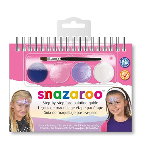Snazaroo Princess Step-by-Step Face Painting Set ()