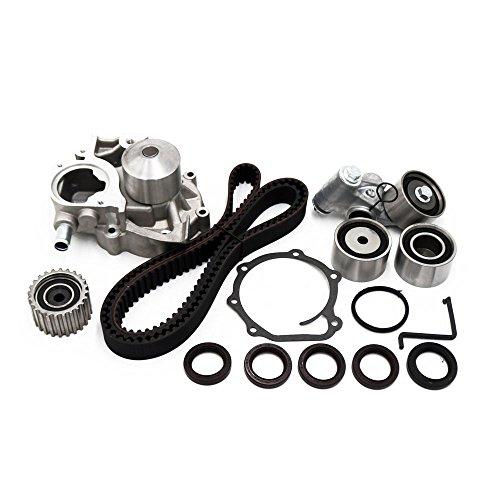 Engine Timing Belt Water Pump kit w/Gasket for 06-08 Subaru Forester Impreza Outback 2.5L SOHC EJ25 160-2090