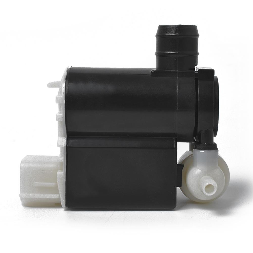 Amazon.com: Everpert Twin Outlet Windshield Washer Pump 98510-2C100 w/Grommet for HYUNDAI KIA: Automotive
