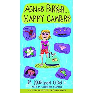 Agnes Parker, Happy Camper Audiobook