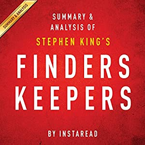 Finders Keepers by Stephen King Audiobook