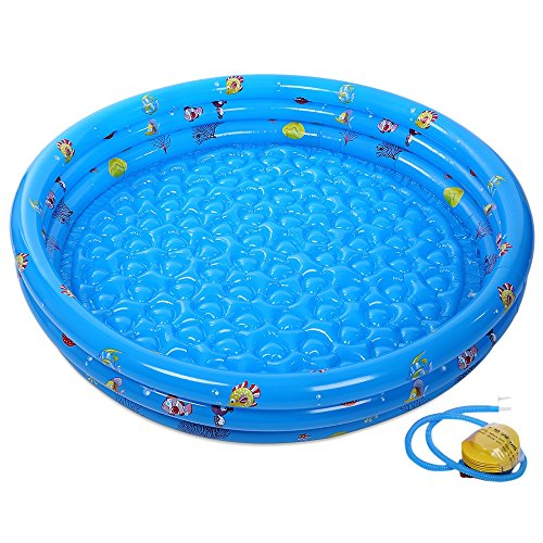 Inflatable Children Bathtub - 6