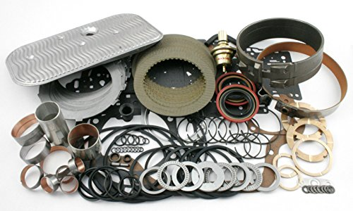Deluxe Transmission Gasket - TH400 Alto Transmission Deluxe Rebuild Kit Level 2