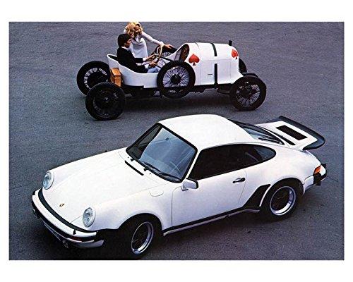 1977 Porsche 911 Carrera Turbo 930 Factory Photo