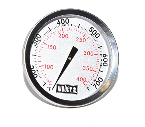 Weber Replacement Thermometer 67088 Center Mount 2 3 8