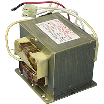 Amazon Com Ge Wb27x10867 Hv Transformer For Microwave