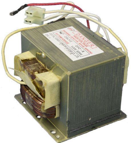 LG Electronics 6170W1D052Z Microwave Oven High - Microwave Transformer