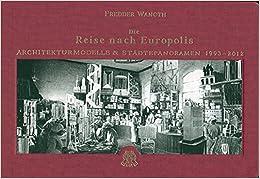 Book Fredder Wanoth Die Reise nach Europolis