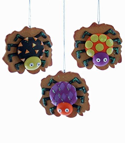 Kathierine's Collection Halloween Spider Cookies Set of