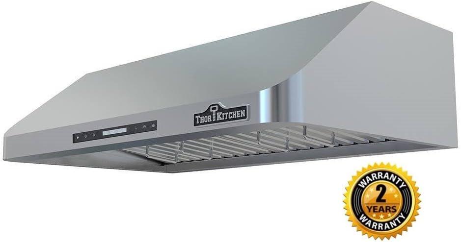 """Thor Kitchen 48"""" Under Cabinet Range Hood"""
