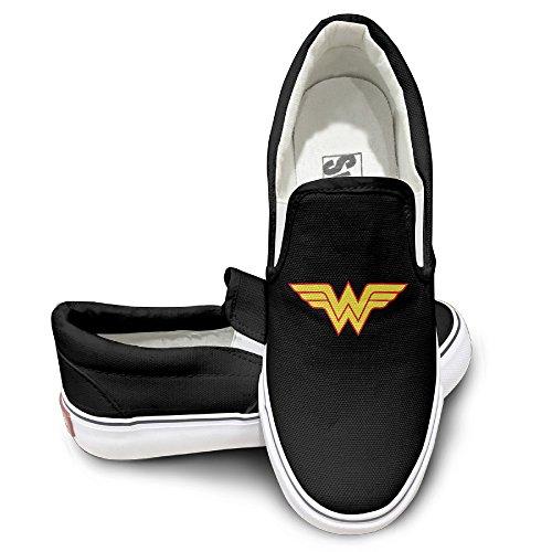 tayc-avengers-wonder-woman-logo-leisure-sneaker-canvas-flat-black