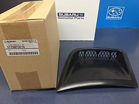 2008-2014 Subaru Impreza WRX STi OEM RIGHT Hand Passenger Side Bumper Bezel Cover Grille New - Passenger Side Bumper Grille