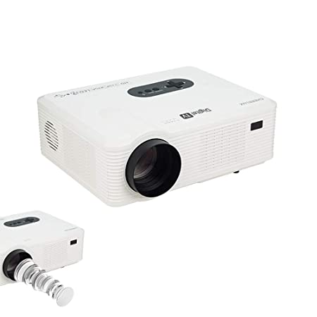 Proyector, Soporte 1080p Full-HD 3000 lúmenes Video 200