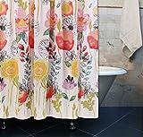 Greenland Home Watercolor Dream Bath Shower Curtain