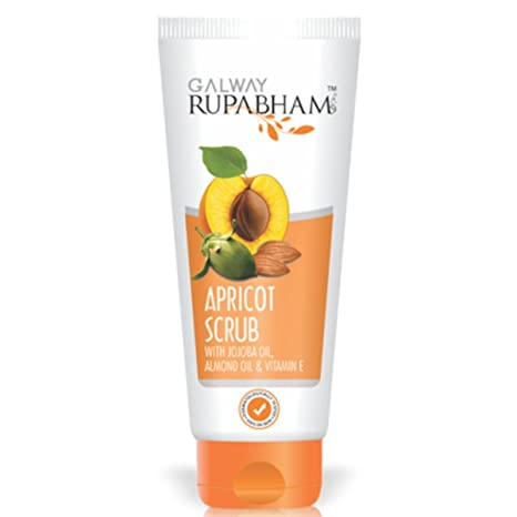 Buy Galway Rupabham Apricot Scrub, 100g Online at Low Prices