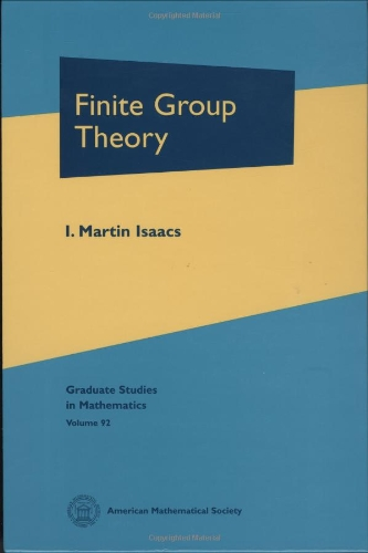 Finite Group Theory (Graduate Studies in Mathematics, Vol. 92)