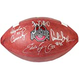 Ohio State Heisman Trophy Winners Autographed Signed NCAA Football - Certified Authentic