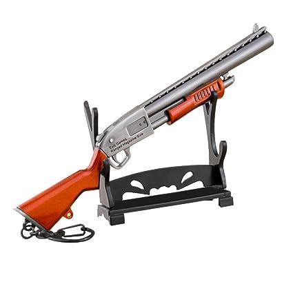 amazon com llamevol gun keychain for men fort nite fn scar guns