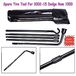 Amazon.com: 2002 to 2015 Dodge Ram 1500 Spare Tire Repair
