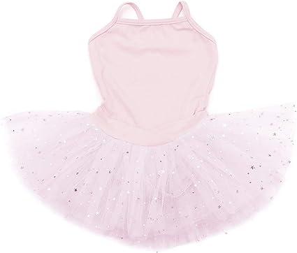 Vestito per le ragazze Vestito da ballo//Danza//Gonna Tutu da ginnastica Costume da ballo Costume da ginnastica Gonna per adolescenti Donna Rosa Bianco Nero Blu