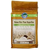 Authentic Foods Brown Rice Flour Superfine 3 lbs