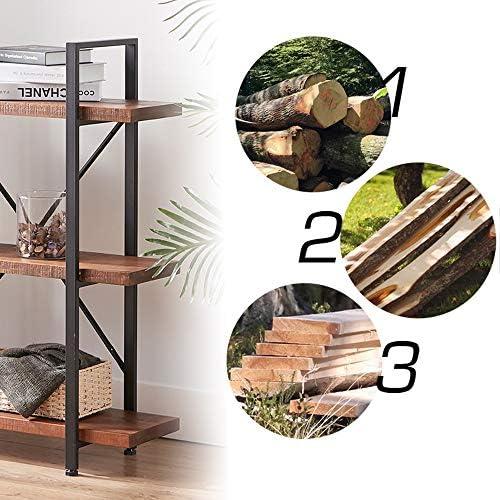 HSH Solid Wood Bookshelf