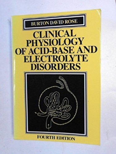 Burton Bases (Clinical Physiology of Acid-Base and Electrolyte Disorders)