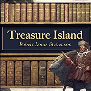 Treasure Island (Alpha DVD) Audiobook