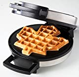 BCOWW Canadian Maple Leaf Waffle Maker For Sale