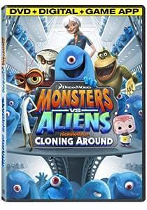 Monsters/aliens:cloning Around