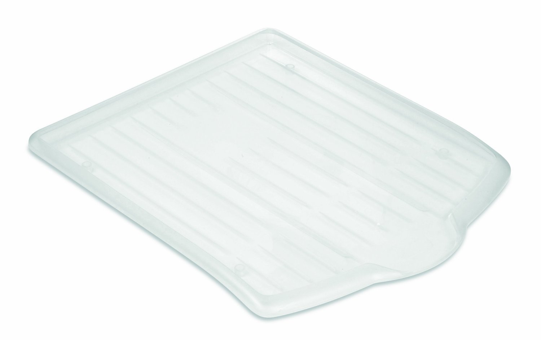 Addis 2x 506221 Drip Tray in Translucent//Clear