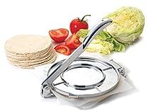 Norpro 1068 Large Tortilla Press Maker 8 Cast Aluminum