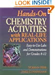 Hands-On Chemistry Activities with Re...