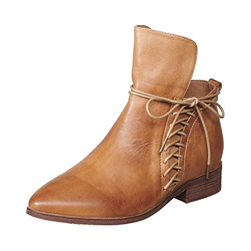Front Taupe Leather Antelope Hi Women's 397 zw1XqX8I
