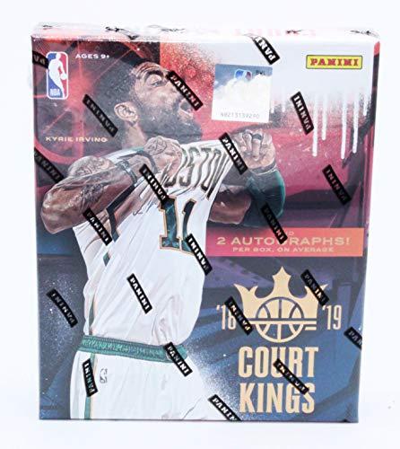 2018-19 Panini Court Kings NBA Basketball Factory Sealed Hobby - Panini Cards Sports