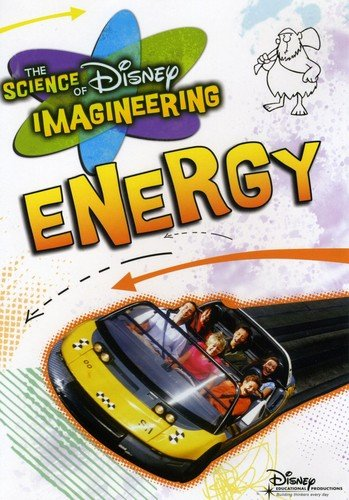 The Science of Disney Imagineering: Energy Classroom Edition [Interactive DVD] ()