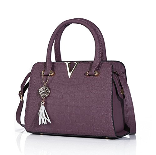 Skin Purple Zheng Citron Bag Shoulder Another Woman wxwFApYq
