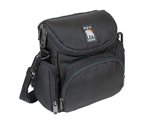 Ape Case AC250 Lens Pouch Bag Adjustable Lens Case for DSLR Cameras (Black)