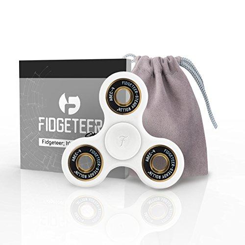 Fidgeteer Spinner Anxiety Ceramic Bearings