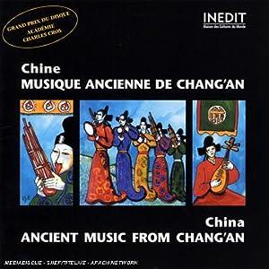 """Afficher """"Musique ancienne de Chang'an"""""""