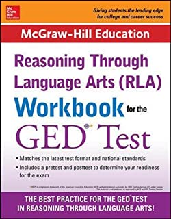 Ged math test tutor 2nd edition ged test preparation ms mcgraw hill education rla workbook for the ged test fandeluxe Gallery