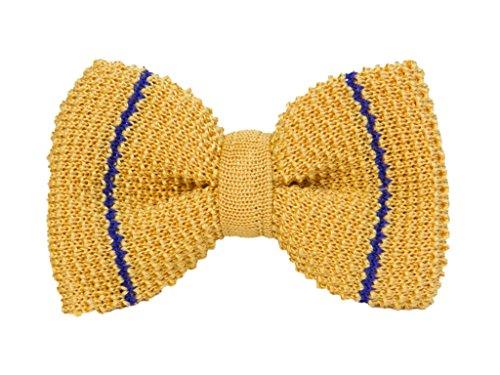 Yellow Homme royal 40 Blue Multicolore Colori Nœud Papillon q6w1zx17XT