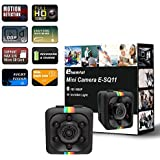 Cop Spy Cam As Seen On TV Mini Camera Wireless Hidden,ehomful 1080P Body Camera Action Camera, Convert Security Nanny…