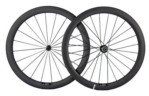 carbon fiber 700c wheelset - 3