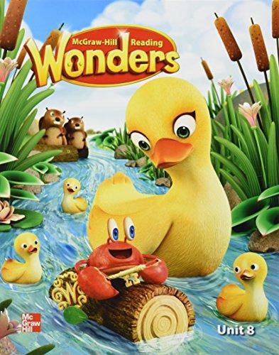Reading Wonders Reading/Writing Workshop Volume 8 Grade K (ELEMENTARY CORE READING)