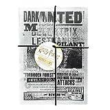 Death Eater Dark Arts Lenticular Notebooks - Set of 2