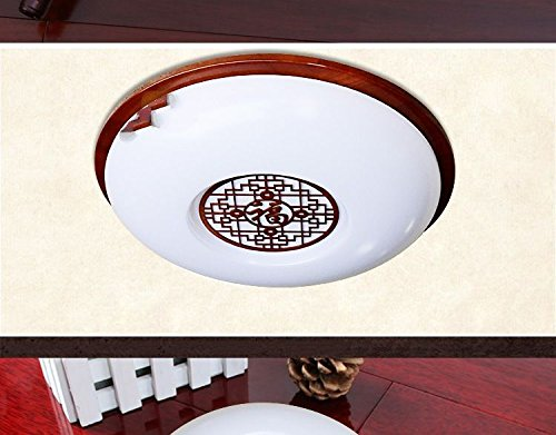 Shop 6 Luz de techo Salón rectangular de PVC comedor lámpara ...