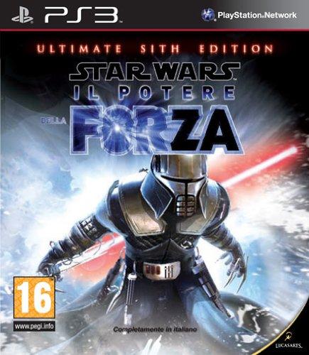 PS3 - Star Wars Il Potere della Forza - Ultimate Sith Edition - [PAL EU]